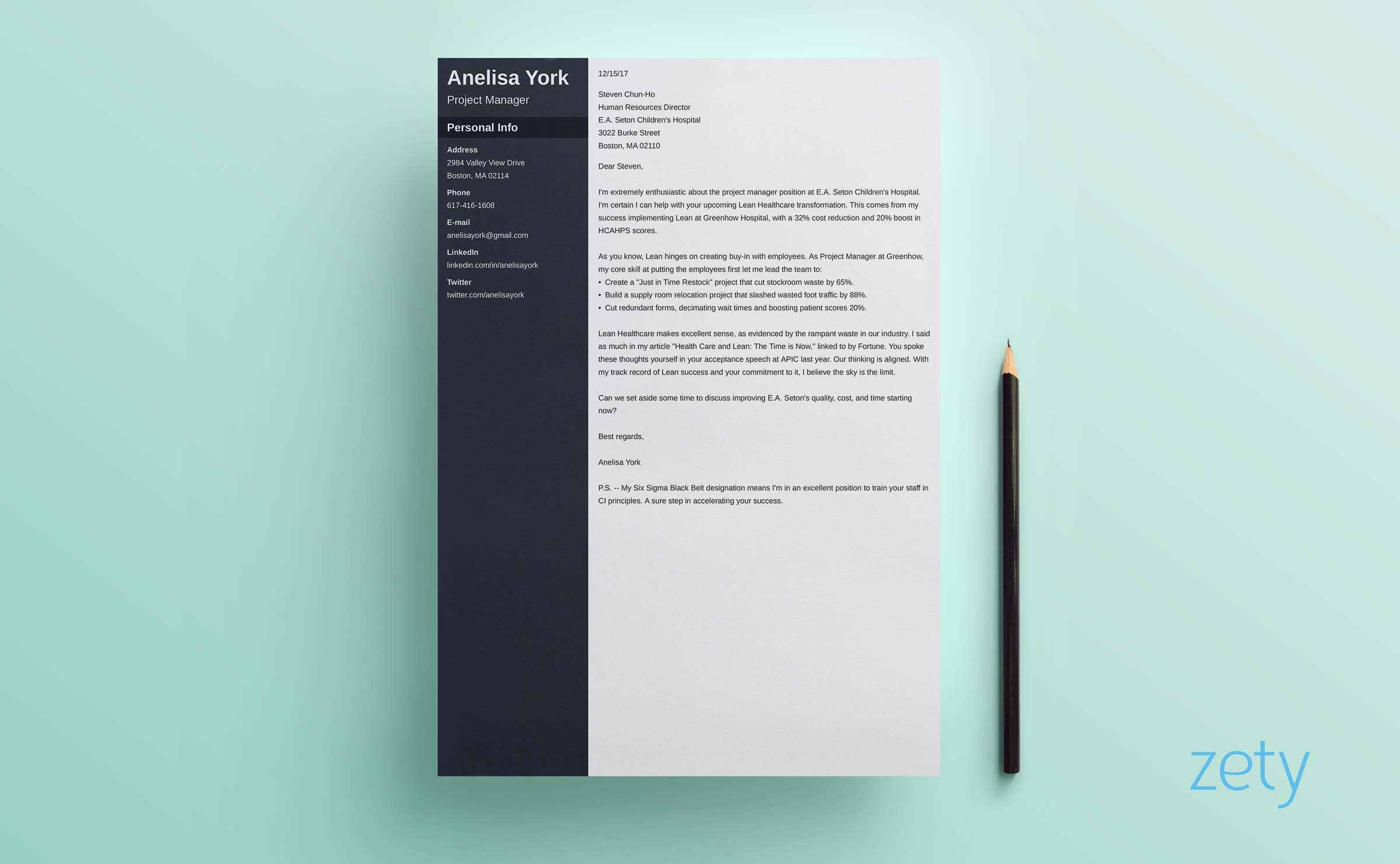 How Long Should A Cover Letter Be? Ideal Word Length
