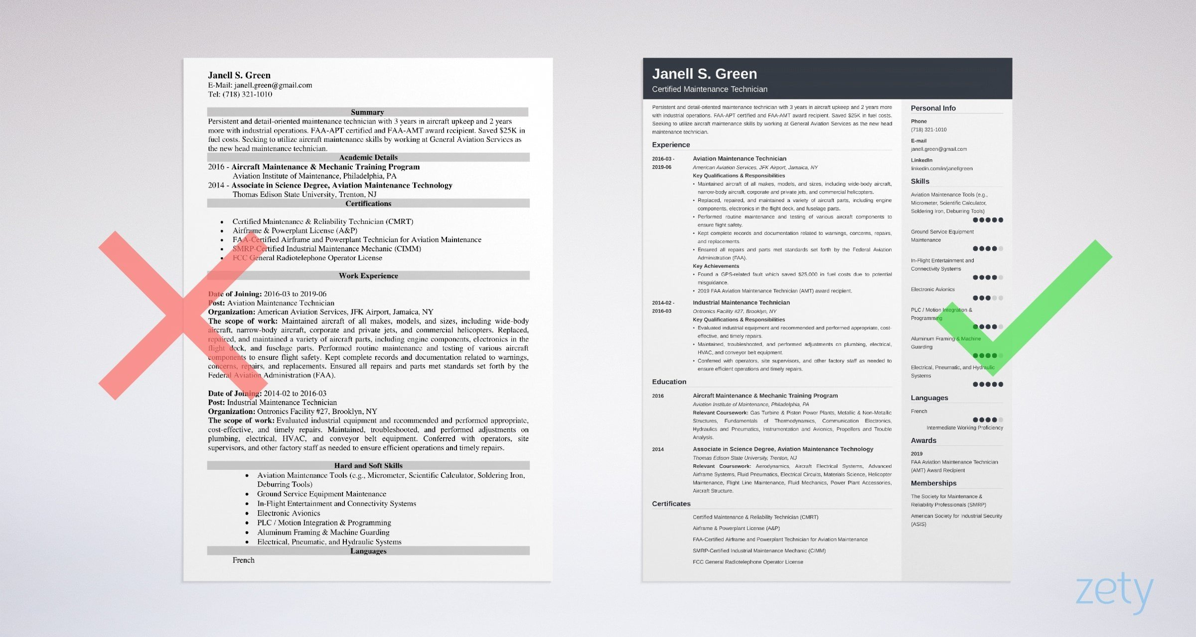 Maintenance Mechanic Resume Template Maintenance Technician Resume Sample Complete Guide 20 Tips