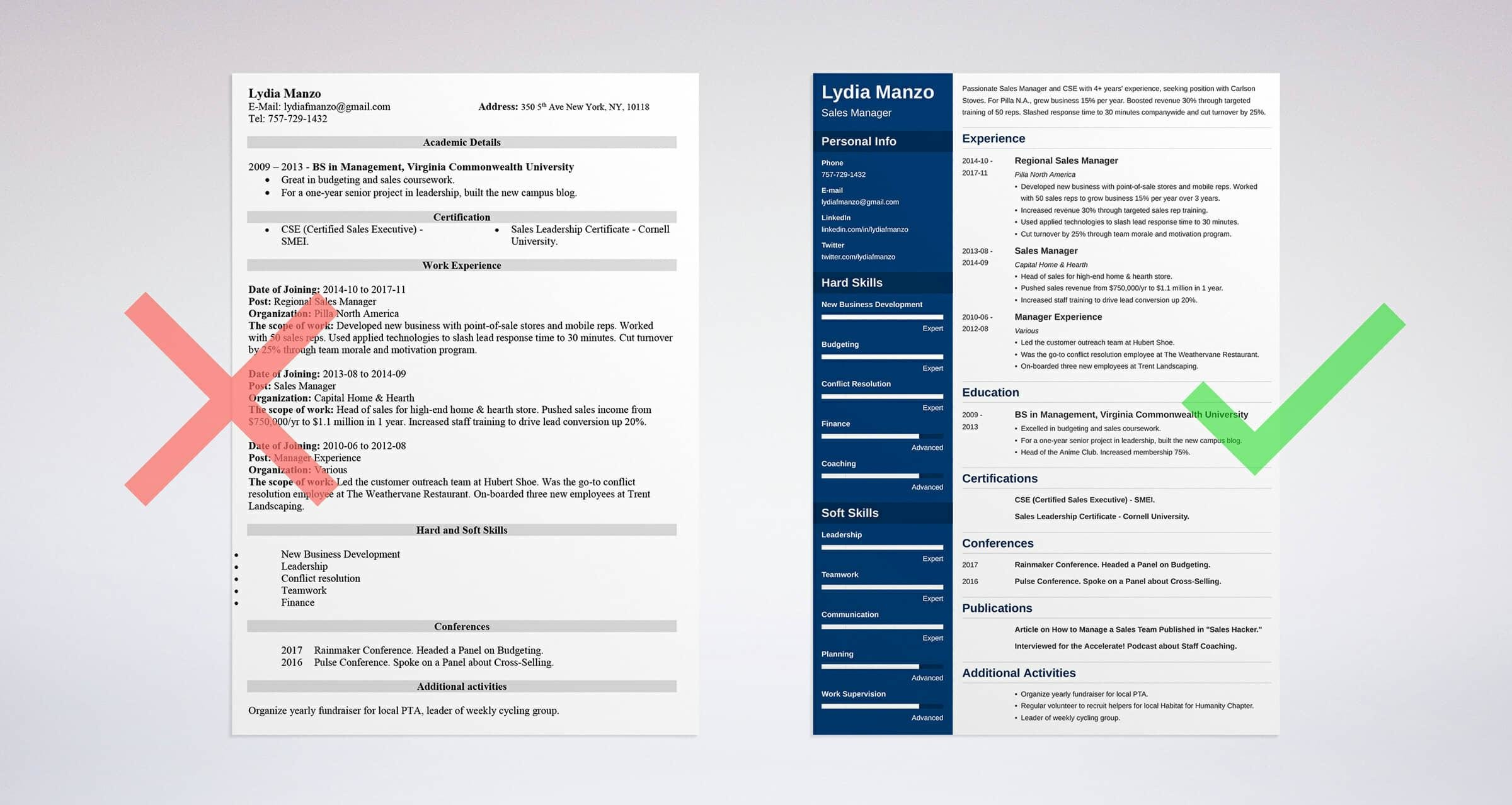 Resume Samples For Customer Service Manager Manager Resume Sample And Complete Guide 20 Examples