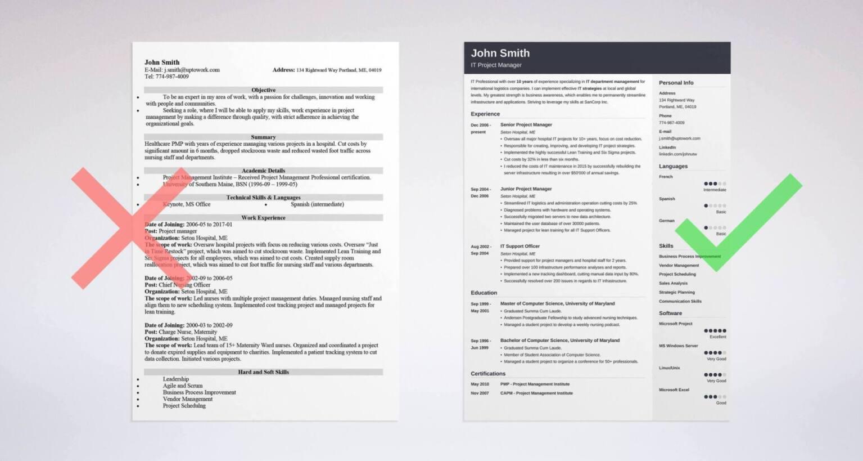 zety resume tips