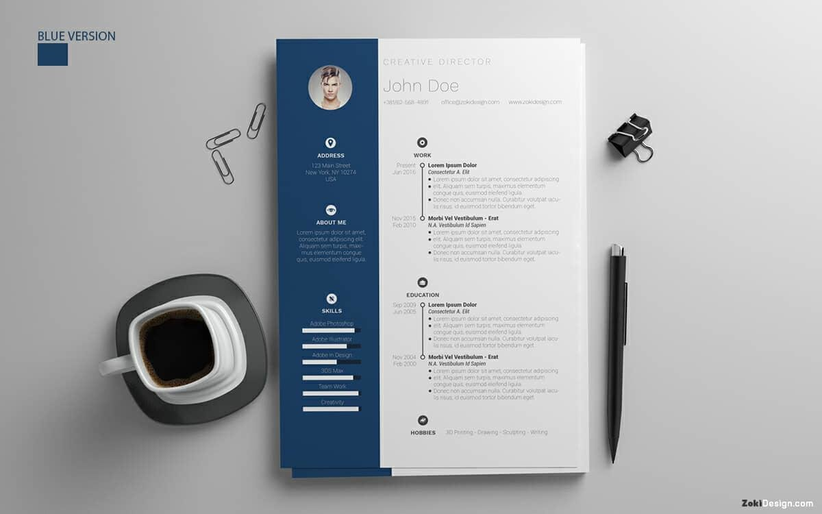 How To Create Resume On Word Free Resume Templates For Word 15 Cv Resume Formats To Download
