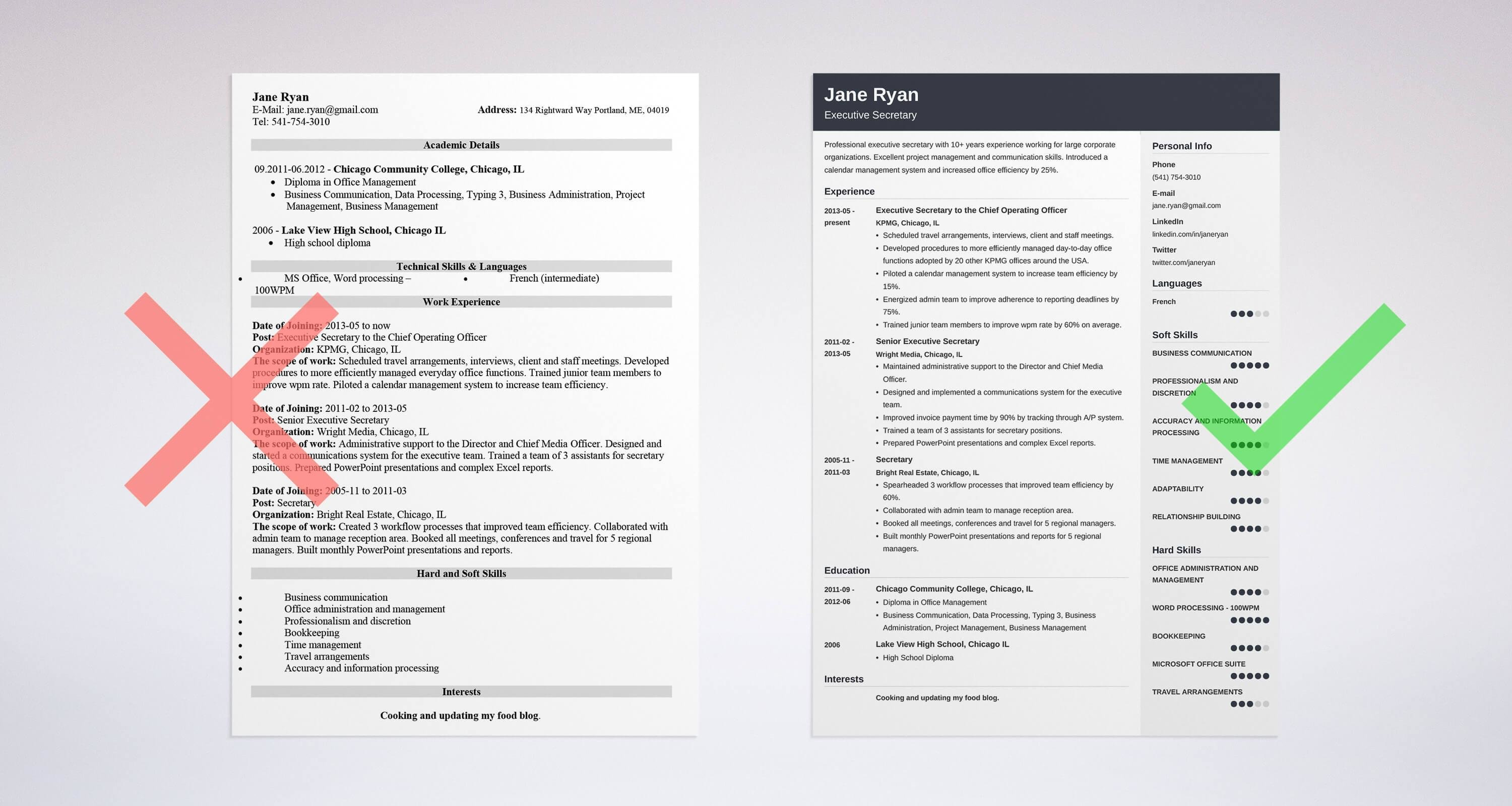 Hints For A Good Resume Pretty Hints For A Good Resume Images Resume Hints And