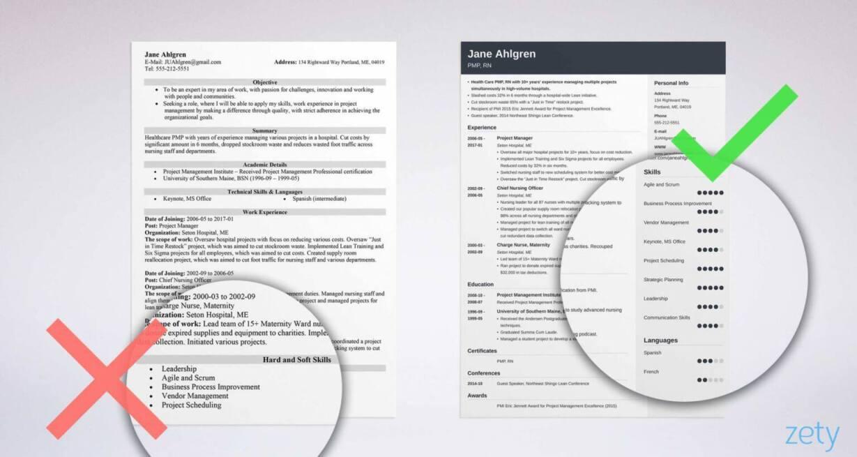top skills to put on resume