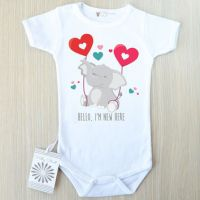 Little Sister Baby Clothes. Cute and from HillyStreet on Etsy