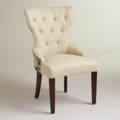 World Market Maxine Chair With Table Attached Best Floral Accent Chairs Products On Wanelo