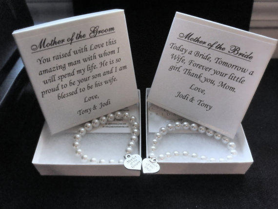 Mother Of The Bride Pearl Strand From AliChristineBridal