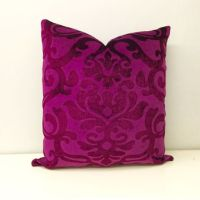 Best Pink Velvet Pillow Products on Wanelo