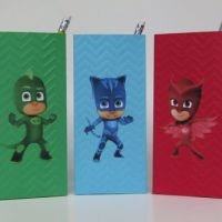 12 PJ Mask Party Favor Bag - Candy Bag- from ...
