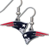 NFL New England Patriots Dangle Earrings from Amazon ...
