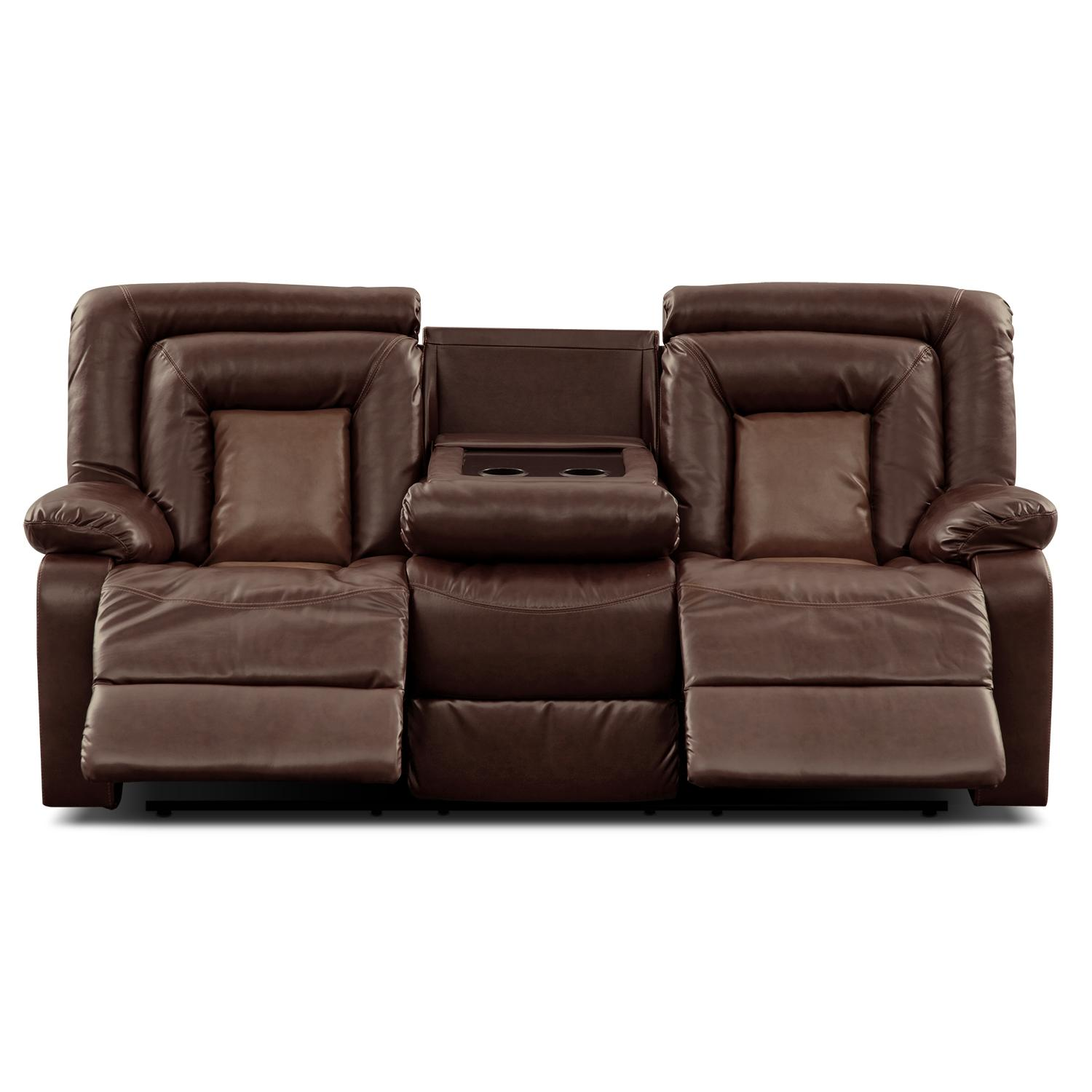 cobra dual reclining sofa reviews sectional connectors uk leather value from