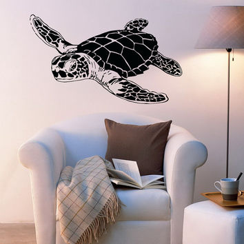 sea turtle bedroom decor | iron blog