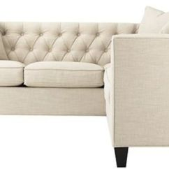 Home Decorators Tufted Sofa Ashley Electric Reclining Parts Lakewood Sectional Sofas From Loveseats Living Room Furniture Homedecora 1799 00