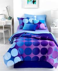Dot Allure 3 Piece Twin Comforter Set - from Macys