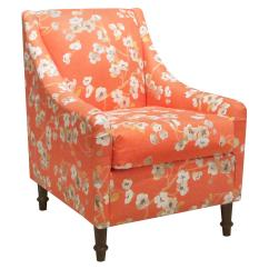 Accent Chair Orange Lazy Boy Lift Chairs For Sale Holmes And From One Kings Lane