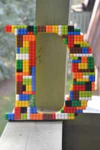 Legos- Nursery- Wooden Letters- Home from ...