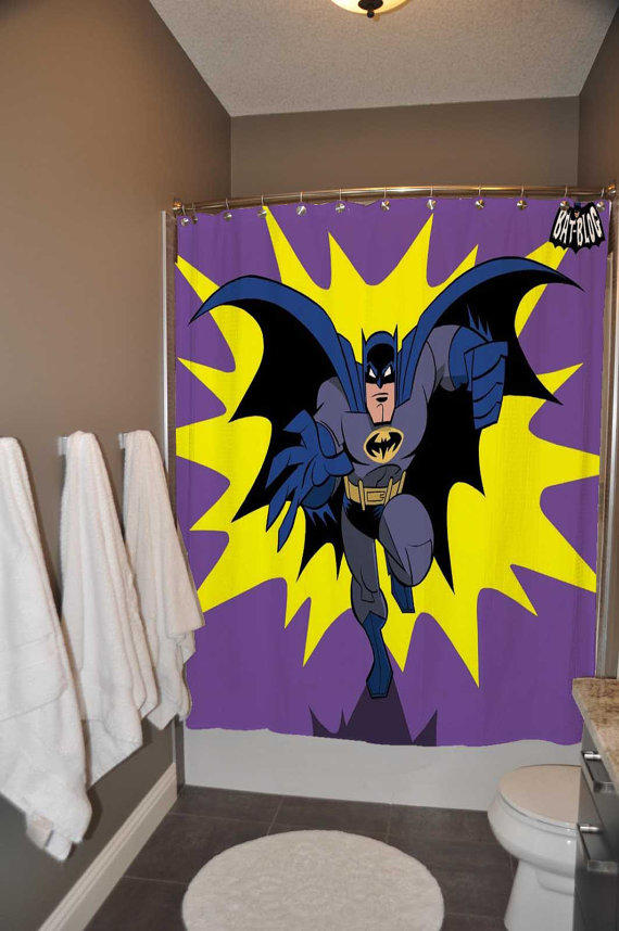 Shop Comic Shower Curtains On Wanelo