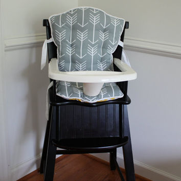 eddie bauer high chairs baby rocking chair covers birch organic elk family from mayberryandmain on custom arrow cushions pads cover