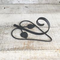 Hook Plant Hanger Heart Shaped Plant Hook from The Dusty Old
