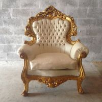 Rococo Furniture Settee Chair Antique from ...