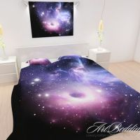 Best Space Galaxy Bedding Products on Wanelo