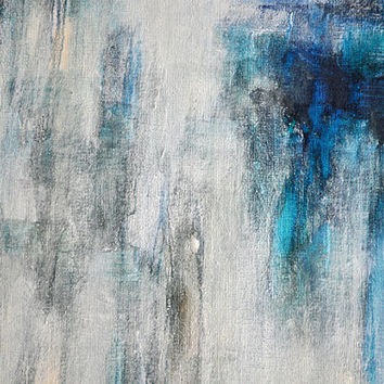 original abstract painting on