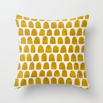Best Mustard Yellow Throw Pillow Products On Wanelo