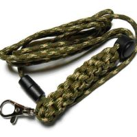Mens Paracord Lanyard Id Badge Holder in from ...