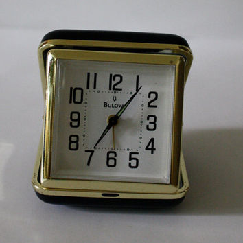 Vintage Wind Up Alarm Clock Unique Alarm Clock