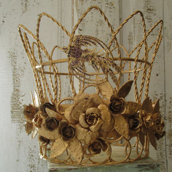Best Metal Crown Decoration Products On Wanelo