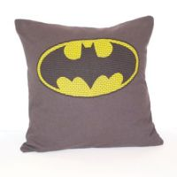 Shop Batman Pillow on Wanelo