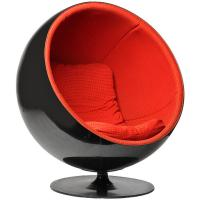 Ball Chair by Eero Aarnio from 1stdibs