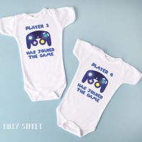 Pics For > Funny Baby Onesies For Twins