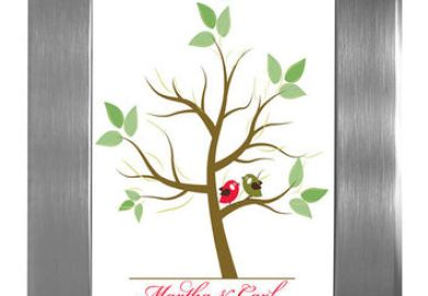 Best Thumbprint Tree Products On Wanelo