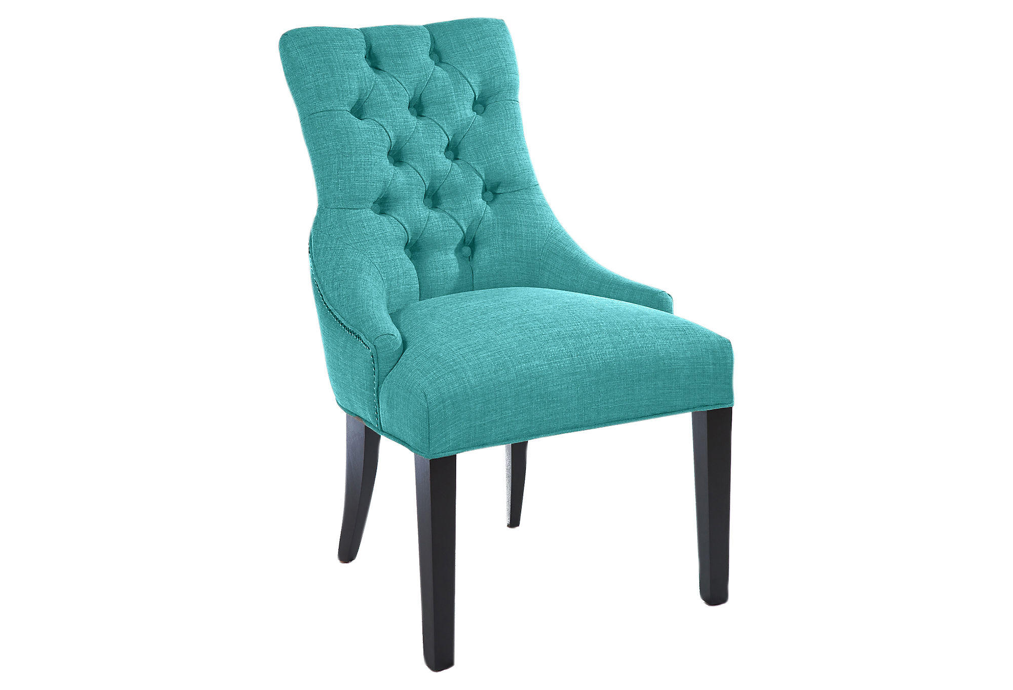 teal tufted chair rio gear ultimate backpack with cooler briana accent and from one kings lane