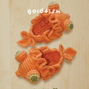 crochet baby booties diagram lion life cycle best patterns products on wanelo goldfish pattern symbol pdf