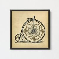 Best Vintage Bicycle Wall Decor Products on Wanelo