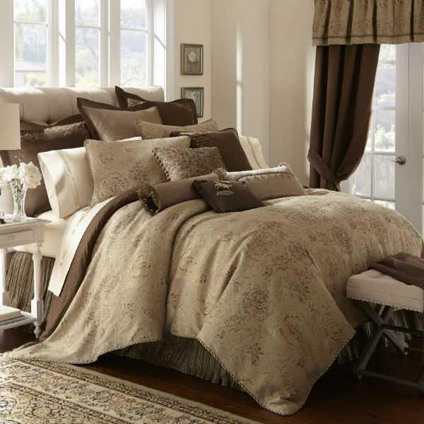 Waterford Orla Mink Bedding By Waterford from The Home