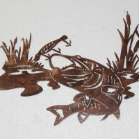 Best Metal Fish Wall Art Products on Wanelo