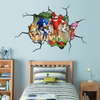 Sonic Hedgehog 8 CHARACTERS Set Decal from PrintaDream on Etsy