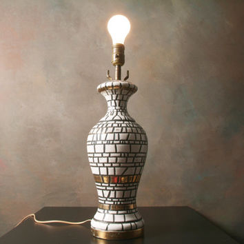 Best Mid Century Modern Ceramic Table Lamps Products on Wanelo