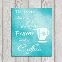 Best Teal Kitchen Decor Products on Wanelo