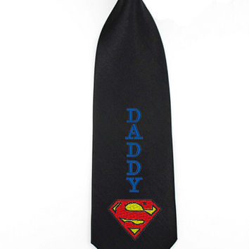 justice league superman ties, formal wear from