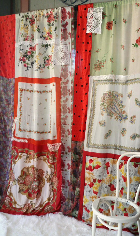 boho Curtains Drapes panels Hippie Hippy from HippieWild