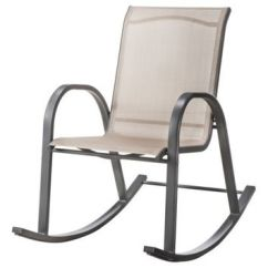 Target Sling Chair Tan Tommy Bahama Beach Chairs With Footrest Room Essentials Nicollet Patio From Garden And Rocking