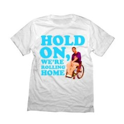 Wheelchair Drake Walmart Baby Bouncy Chair Shirt Hold On We Re Rolling Home From Staticshirts Funny Jimmy Degrassi