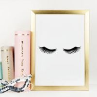 Best Makeup Wall Decor Products on Wanelo