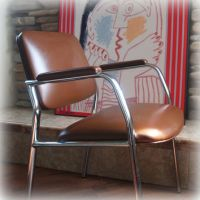 MID CENTURY MODERN Chair Vintage Bent from ACES FINDS VINTAGE