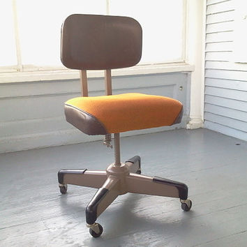 hon desk chairs patio cushions vintage mid century modern from rhymes with daughter chair office