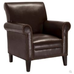 Small Leather Club Chairs How To Make A Chair Cover For Recliner Best Brown Products On Wanelo