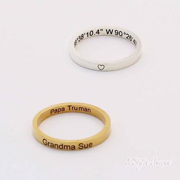 best engraved jewelry for
